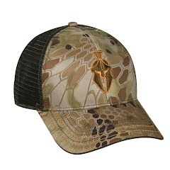 Outdoor Cap Mesh Back Kryptek Cap Image