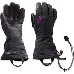 Outdoor Research Women's Luminary Sensor Gloves Image