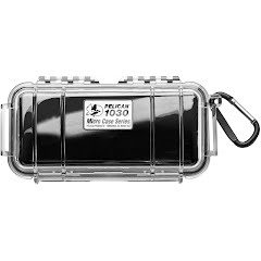 Pelican Products 1030 Micro Case Dry Box Image