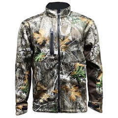Pursuit Gear Men's Quest Camo Softshell Jacket Image