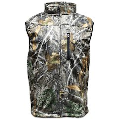 Pursuit Gear Men's Quest Camo Softshell Vest Image