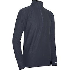 Polarmax Youth Quattro Fleece Zip Mock Top Image