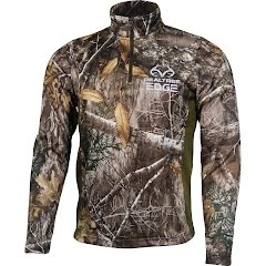 Pursuit Gear Men's Stalker 1/4 Zip Pullover Image