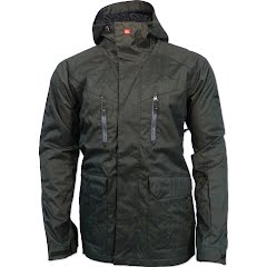 Quiksilver Snow Men's Pirana Insulated Jacket Image