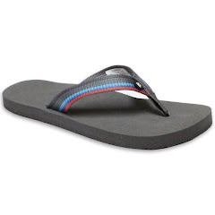 Rafters Youth Pacific Horizon Flip Sandals Image