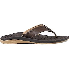 Reef Men's Swellular Cushion Lux Sandals Image