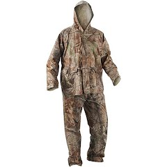 Remington Men's 2-Piece Camo Rainsuit Image