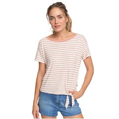 Roxy Women's Wake Up With The Sun Tie-Side Tee Image
