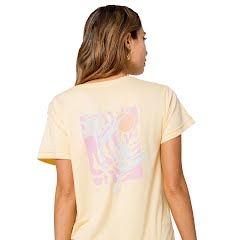 Roxy Women's Lady Bird Boyfriend Crew Tee Image