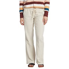 Roxy Women's Oceanside Flared Beach Pants Image