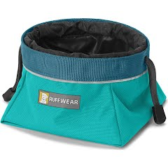 Ruff Wear Quencher Cinch Top Dog Bowl Image