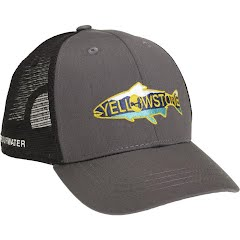 Rep Your Water Yellowstone Hat Image