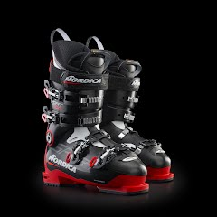 Nordica Men's SportMachine 100 Ski Boots Image