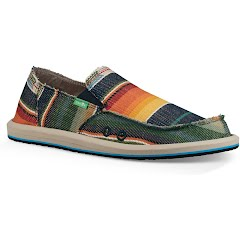 Sanuk Men's Donny Funk Sidewalk Surfers Image