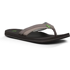 Sanuk Men's Beer Cozy Light Sandals Image