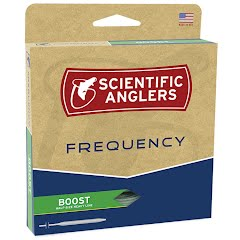 Scientific Anglers Frequency Boost Fly Line With Loop (WF-6-F) Image