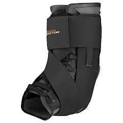 Shock Doctor Ultra Wrap Lace Ankle Support Image