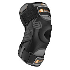 Shock Doctor Knee Support with Dual Hinges Image