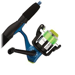 Shakespeare Jolt 5ft, 6in, 2-Piece Spinning Combo Image