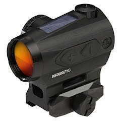 Sig Sauer Romeo4T 1x20mm Solar Red Dot Sight Image