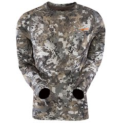 Sitka Gear Men's Core Lightweight Long Sleeve Crew Image