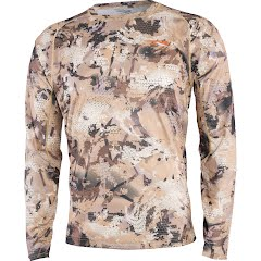 Sitka Gear Men's Core Lighweight LS Crew Image