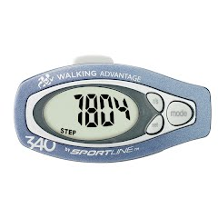 Sportline 340 Step and Distance Pedometer Image