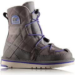 Sorel GIrl's Youth Glacy Shortie Boot Image