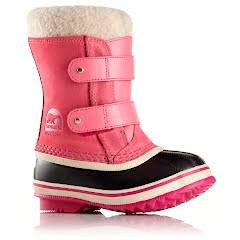 Sorel Youth Children's 1964 Pac Strap Boots Image