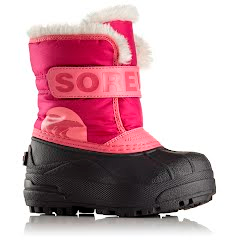 Sorel Children's Snow Commander Winter Boot Image
