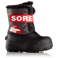 Sorel Toddler's Snow Commander Winter Boot Image