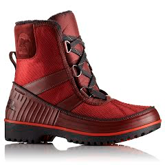 Sorel Women`s Tivoli II Canvas Boot Image
