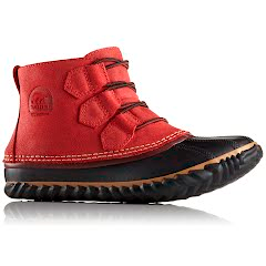 Sorel Women`s Out N About Leather Boots Image