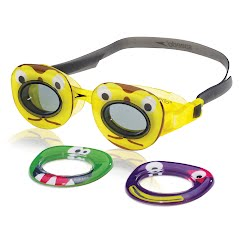 Speedo Youth NeonWonders Swim Goggles Image