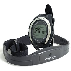 Sportline Women`s Cardio Connect 670 HRM and GPS Watch Image