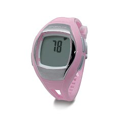 Sportline Women`s Solo 925 Heart Rate Monitor Watch Image