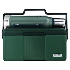 Stanley Classic Lunchbox Cooler and Bottle Combo Image