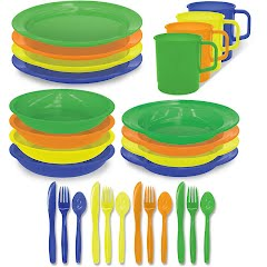 Stansport 4-Person Picnic Set Image