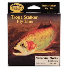Stone Creek Bob Ward`s Trout Stalker Weight Forward Floating Fresh Water Fly Line (6wt) Image