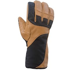 Swany Men's Black Bear Under Gloves Image