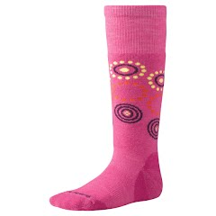 Smartwool Youth Dot Wintersport Socks Image
