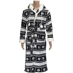 Trail Crest Youth Romanta Nordic Robe Image