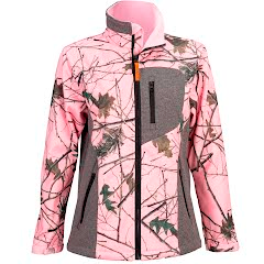 Trail Crest Women's Custom XRG Soft Shell Jacket Image