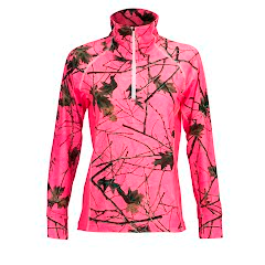 Trail Crest Women`s Impulse 4-Way Stretch 1/4 Zip Image