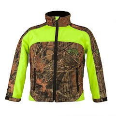 Trail Crest Youth Custom XRG Soft Shell Jacket Image