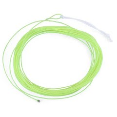 Tenkara Rod Co. Chartreuse Fishing Line (13ft) Image
