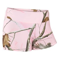 Terramar Women's Cloud Nine Camo Shorty Image