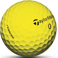 Taylor Made Distance+ Golf Ball (12 Pack) Image