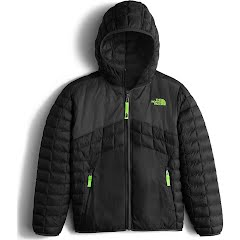 The North Face Boy`s Youth Reversible Thermoball Hoodie Jacket Image