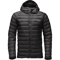 The North Face Men`s Trevail Hoodie Jacket Image